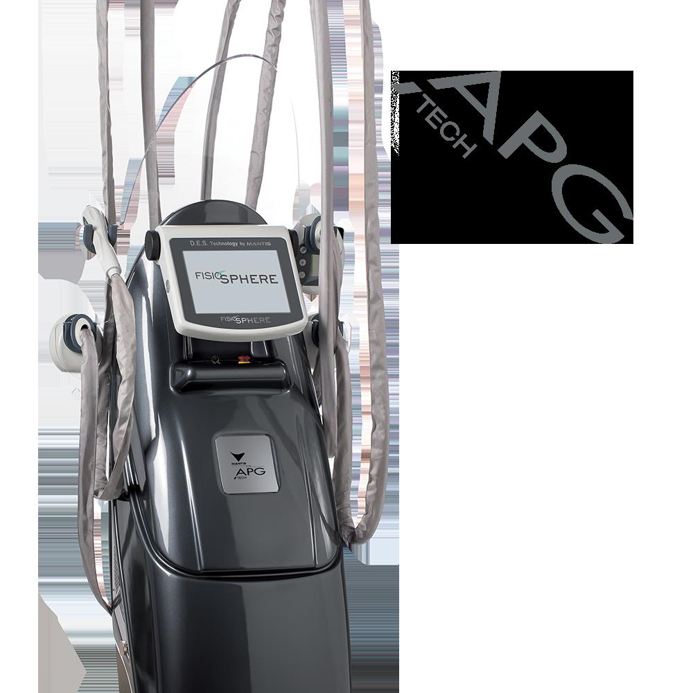 Fisiosphere macchinario APG