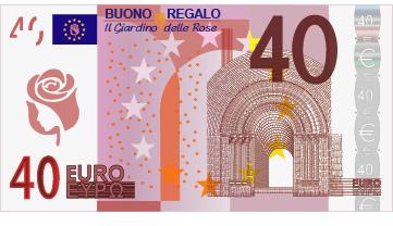 banconota 40