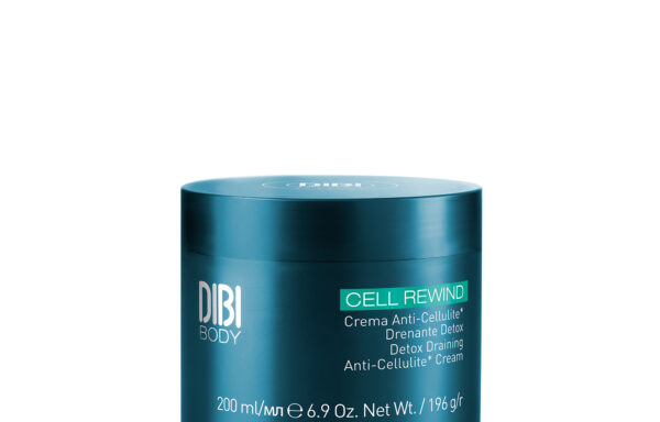 CELL REWIND Crema anti-cellulite drenante detox
