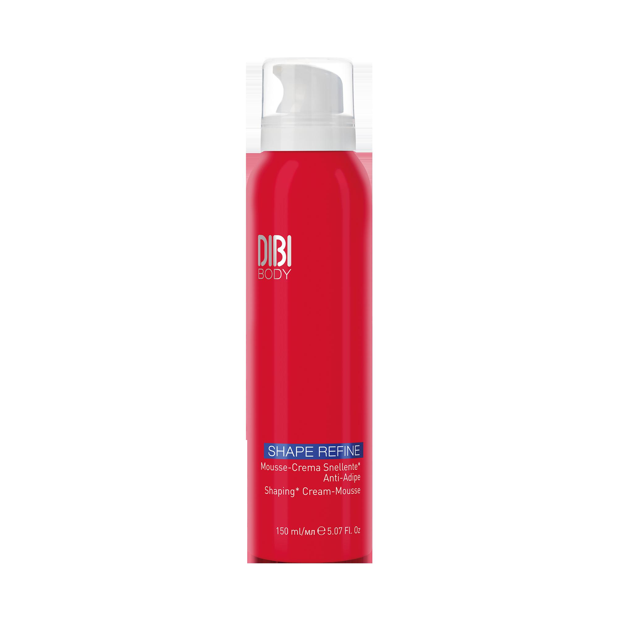 DIBI MILANO SHAPE REFINE Mousse-crema snellente anti-adipe